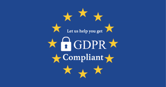 GDPR Certificate of Compliance